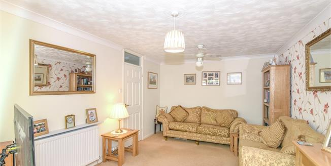 Guide Price £210,000, 2 Bedroom Semi Detached Bungalow For Sale in Evesham, WR11