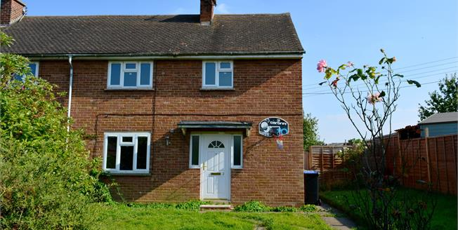 Offers Over £230,000, 3 Bedroom Semi Detached House For Sale in Lower Brailes, OX15