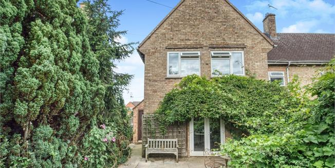 Guide Price £290,000, 3 Bedroom Semi Detached House For Sale in Bourton-on-the-Water, GL54
