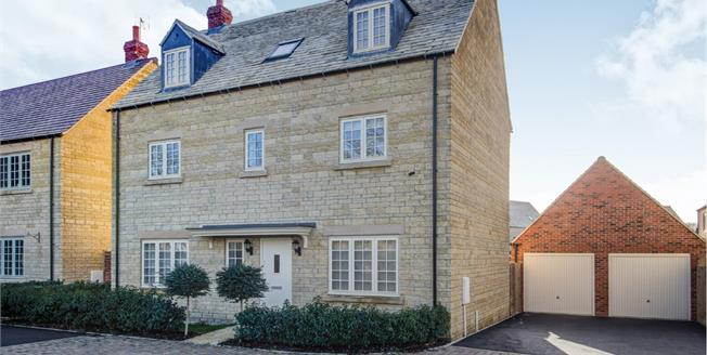 Offers in the region of £600,000, 5 Bedroom Detached House For Sale in Bluebell Close, GL56