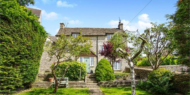 Guide Price £490,000, 4 Bedroom Detached Cottage For Sale in Avening, GL8