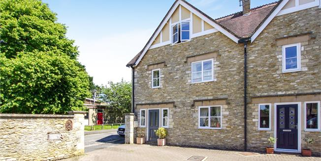 Guide Price £415,000, 3 Bedroom End of Terrace House For Sale in Tetbury, GL8