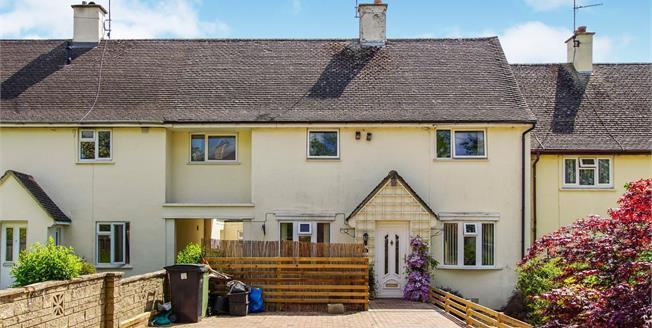 Guide Price £265,000, 4 Bedroom Terraced House For Sale in Tetbury, GL8