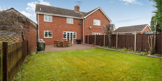 Offers Over £250,000, 3 Bedroom Semi Detached House For Sale in Severn Stoke, WR8