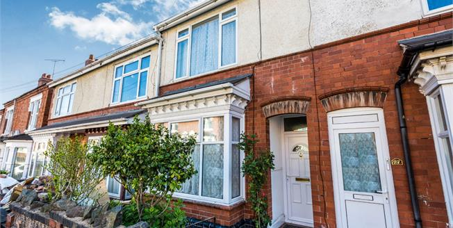 Offers Over £160,000, 3 Bedroom For Sale in Worcester, WR5