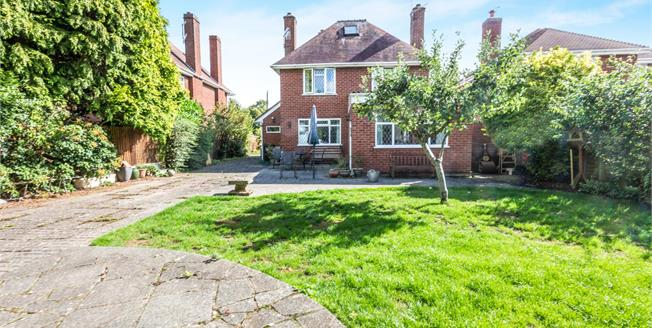 Guide Price £325,000, 3 Bedroom Detached House For Sale in Powick, WR2