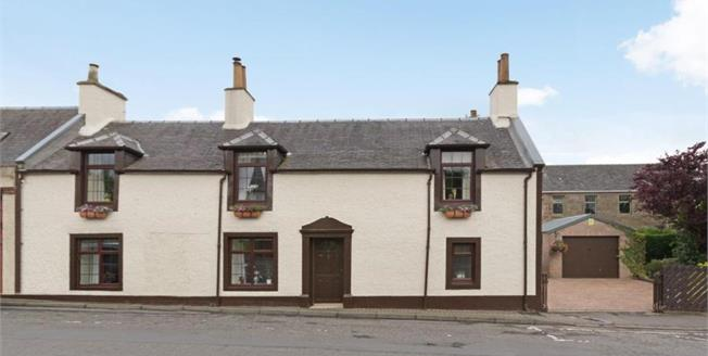 Offers Over £199,500, 4 Bedroom House For Sale in Tarbolton, KA5