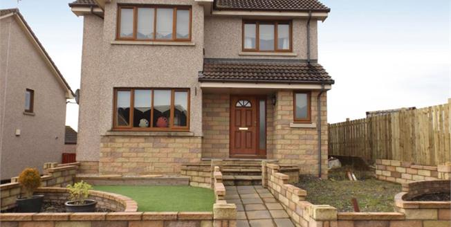 Offers Over £140,000, 3 Bedroom Detached House For Sale in Cumnock, KA18