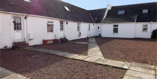 Offers Over £160,000, 4 Bedroom Terraced Cottage For Sale in Prestwick, KA9