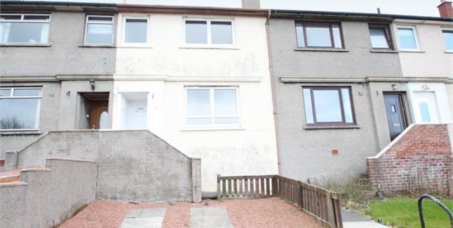 Offers Over £60,000, 2 Bedroom Terraced House For Sale in Dunure, KA7