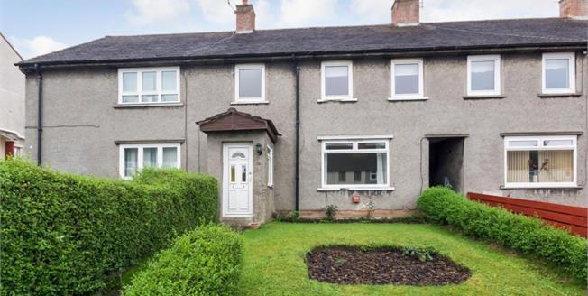 Offers Over £99,000, 3 Bedroom Terraced House For Sale in Ayr, KA7