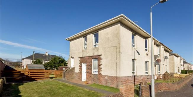 Offers Over £70,000, 2 Bedroom Upper Floor Flat For Sale in Ayr, KA8