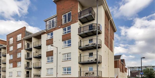 Offers Over £130,000, 2 Bedroom Upper Floor Flat For Sale in Ayr, KA7