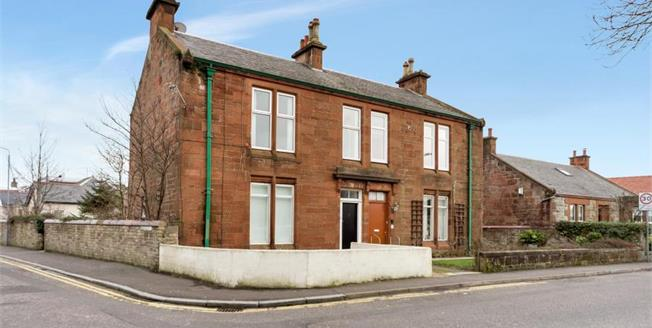 Offers Over £65,000, 1 Bedroom Upper Floor Flat For Sale in Prestwick, KA9