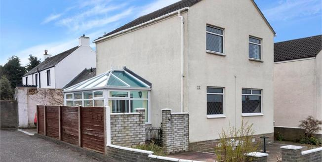 Offers Over £125,000, 2 Bedroom Detached House For Sale in Ayr, KA7