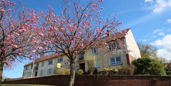 Offers Over £65,000, 2 Bedroom Upper Floor Flat For Sale in Ayr, KA7