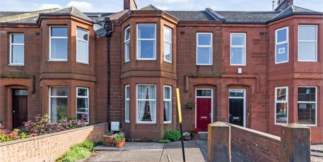 Offers Over £170,000, 4 Bedroom Terraced House For Sale in South Ayrshire, KA8