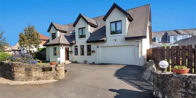 Offers Over £395,000, 5 Bedroom Detached House For Sale in Ayr, KA7