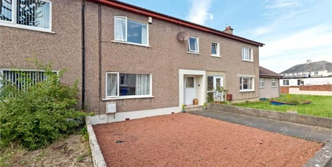 Fixed Price £145,000, 3 Bedroom Terraced House For Sale in Prestwick, KA9