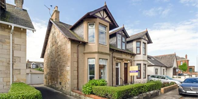 Offers Over £225,000, 4 Bedroom Semi Detached House For Sale in Prestwick, KA9