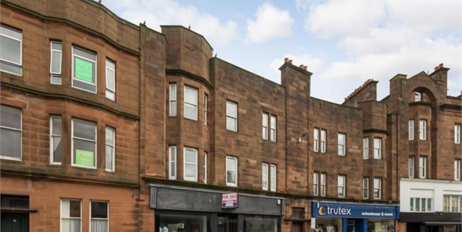 Offers Over £105,000, 4 Bedroom Upper Floor Flat For Sale in Ayr, KA7
