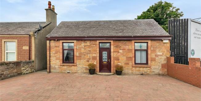 Offers Over £205,000, 4 Bedroom Detached Bungalow For Sale in Prestwick, KA9