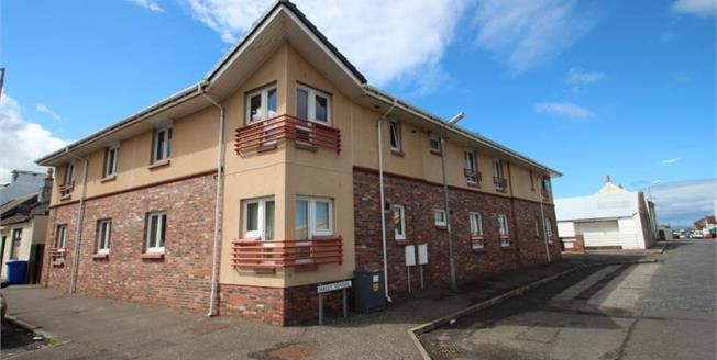 Fixed Price £82,500, 1 Bedroom Upper Floor Flat For Sale in Ayr, KA8