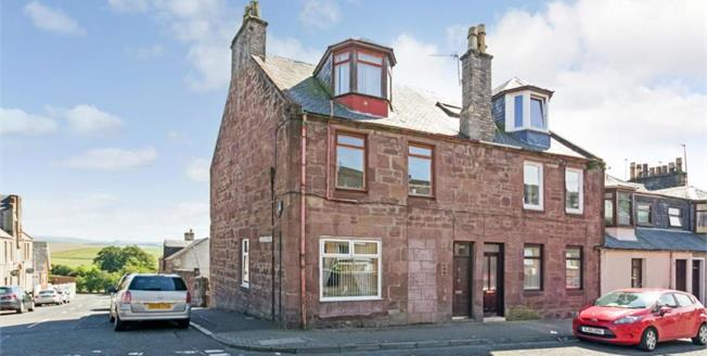 Offers Over £75,000, 3 Bedroom End of Terrace House For Sale in Maybole, KA19