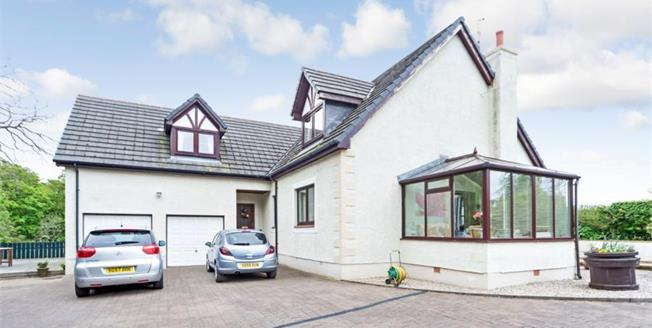 Offers Over £315,000, 5 Bedroom Detached House For Sale in Turnberry, KA26