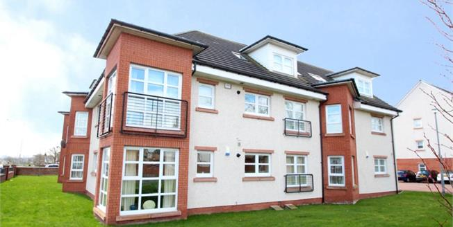 Offers Over £100,000, 2 Bedroom Ground Floor Flat For Sale in Ayr, KA8