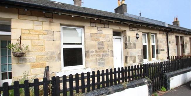Offers Over £95,000, 2 Bedroom Terraced Bungalow For Sale in Ayr, KA7