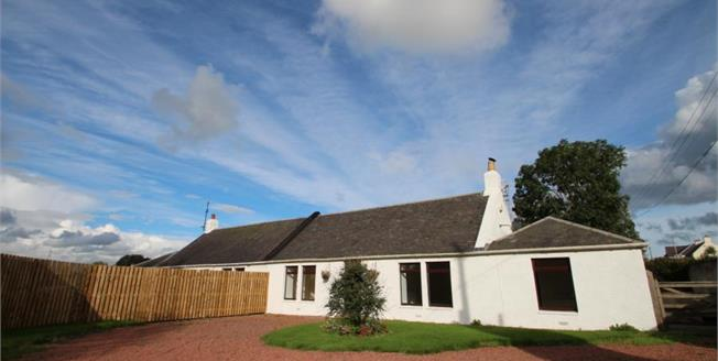Offers Over £180,000, 3 Bedroom Semi Detached Cottage For Sale in Coalhall, KA6