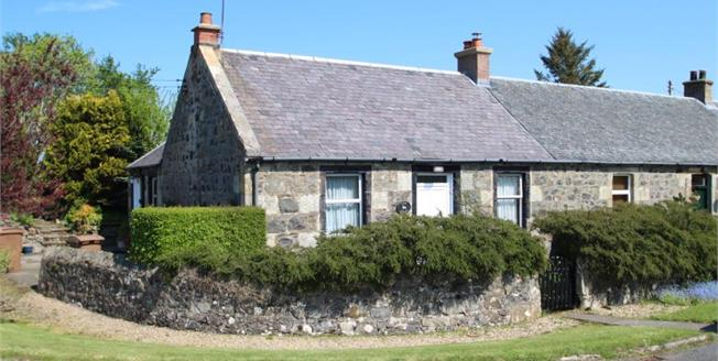 Offers Over £100,000, 2 Bedroom End of Terrace Cottage For Sale in Ayr, KA6