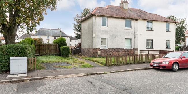 Offers Over £54,000, 1 Bedroom Flat For Sale in Prestwick, KA9