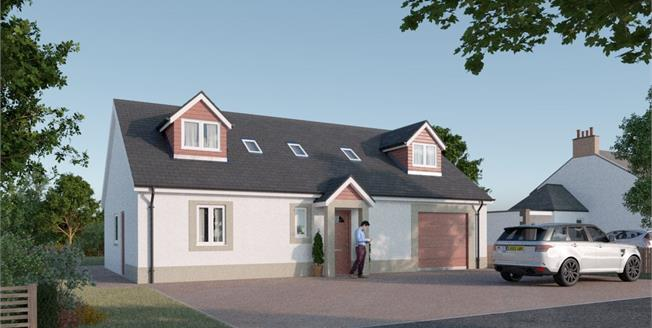 Offers Over £350,000, 3 Bedroom Detached House For Sale in South Ayrshire, KA26