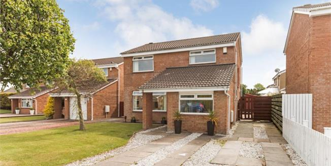 Fixed Price £225,000, 5 Bedroom Detached House For Sale in Prestwick, KA9