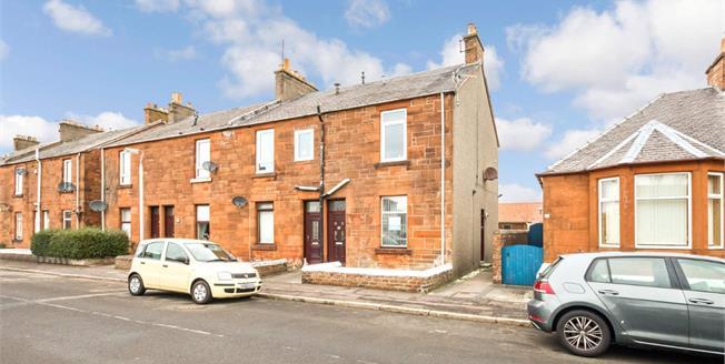 Offers Over £75,000, 1 Bedroom Flat For Sale in Prestwick, KA9
