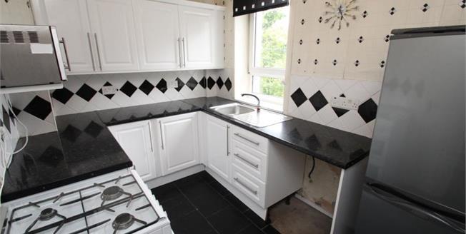Offers Over £55,000, 1 Bedroom Ground Floor Flat For Sale in Stepps, G33