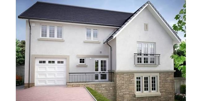 £405,000, 5 Bedroom Detached House For Sale in Lenzie, G66