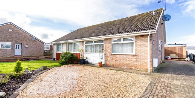 Offers Over £150,000, 2 Bedroom Semi Detached Bungalow For Sale in Chryston, G69