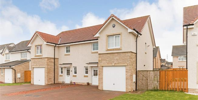 Offers Over £200,000, 3 Bedroom Semi Detached House For Sale in Stepps, G33