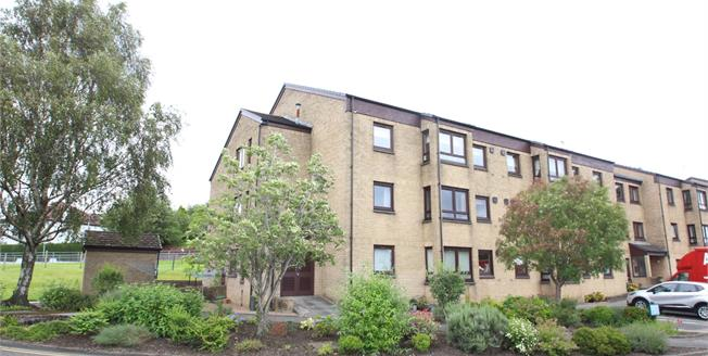 Offers Over £70,000, 1 Bedroom Flat For Sale in Bishopbriggs, G64