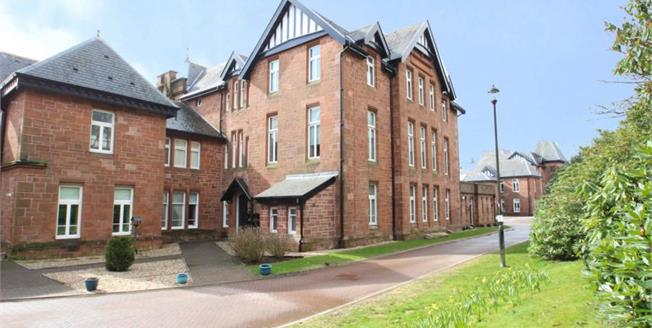 Offers Over £159,995, 2 Bedroom Ground Floor Flat For Sale in Bridge of Weir, PA11