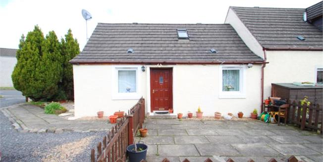 Offers Over £87,950, 2 Bedroom End of Terrace House For Sale in Kilbarchan, PA10