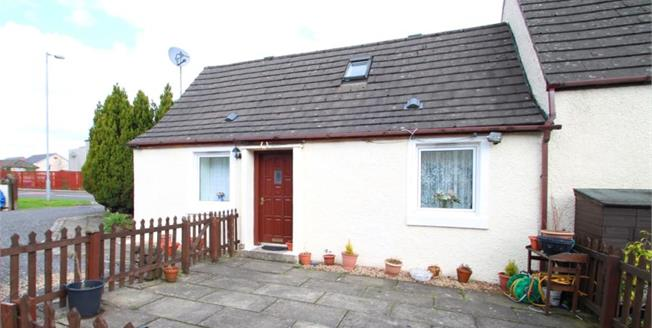 Offers Over £85,500, 2 Bedroom End of Terrace House For Sale in Kilbarchan, PA10