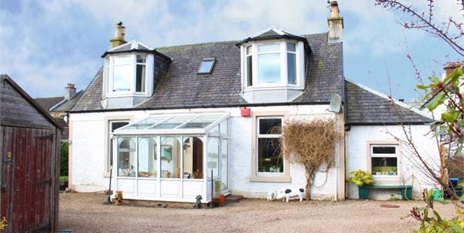 Fixed Price £259,995, 3 Bedroom Detached House For Sale in Kilmacolm, PA13