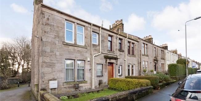 Offers Over £64,995, 1 Bedroom Upper Floor Flat For Sale in Kilbarchan, PA10