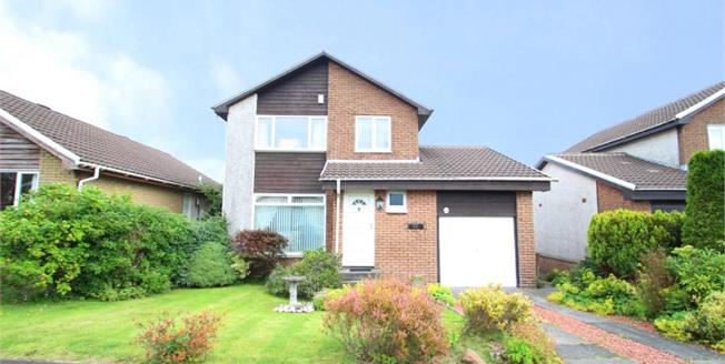 Offers Over £205,000, 3 Bedroom Detached House For Sale in Houston, PA6