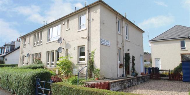 Offers Over £89,000, 2 Bedroom Upper Floor Flat For Sale in Lochwinnoch, PA12