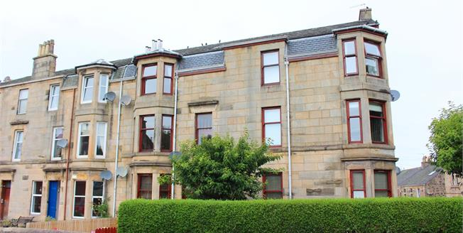 Fixed Price £90,000, 2 Bedroom Flat For Sale in Kilmacolm, PA13